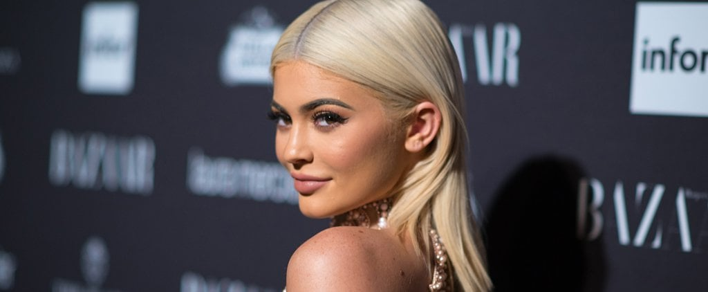 Kylie Jenner Stole Her Fashion Week Look Straight From Her Sister's Closet