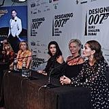 James Bond Girls Open Dubai's 007 Exhibition at Burj Khalifa
