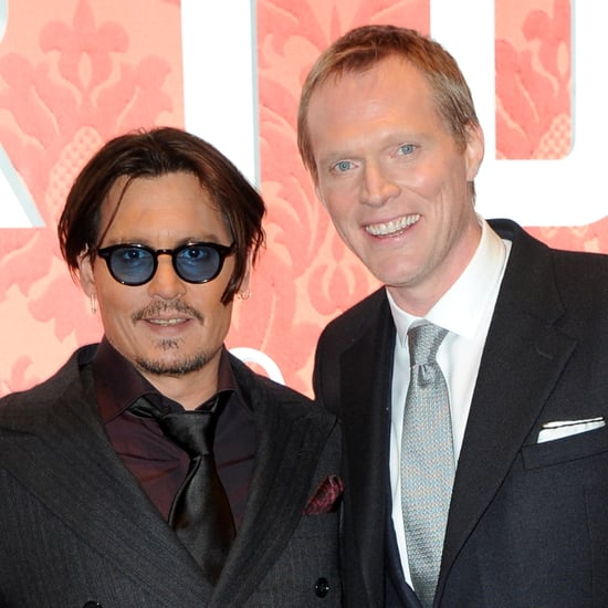 Johnny Depp and Paul Bettany Mortdecai Interview