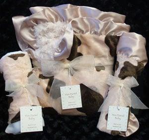 Max Daniel Baby Blankets