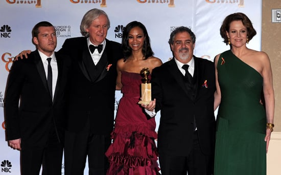 Avatar Wins the 2010 Golden Globe For Best Dramatic Movie 2010-01-17 20:02:12