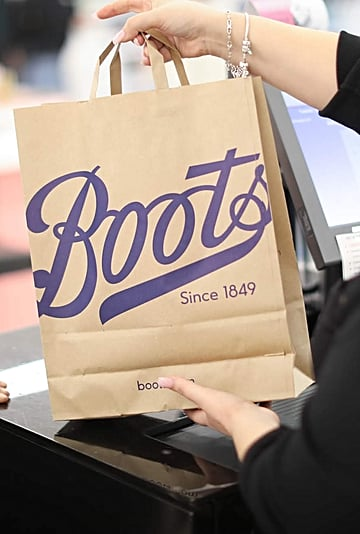Boots Is Replacing Plastic Bags With Paper Bags