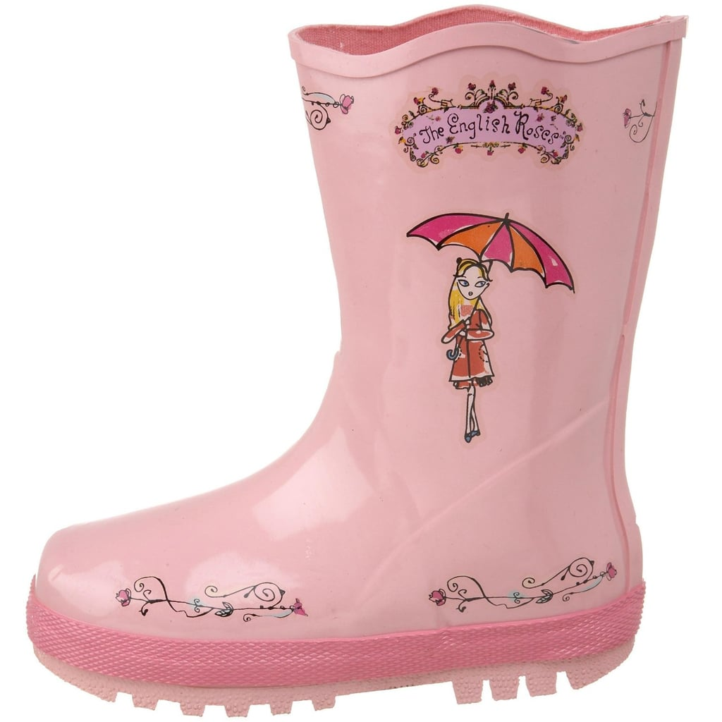 Kidorable English Roses Character Rainboot ($34)
