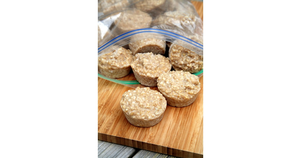 Steel Cut Oatmeal Breakfast Meal Prep Ideas Popsugar