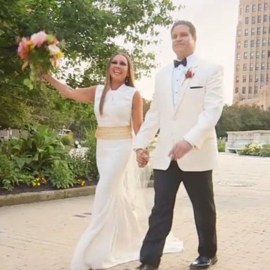 Vanessa Williams Wedding Video