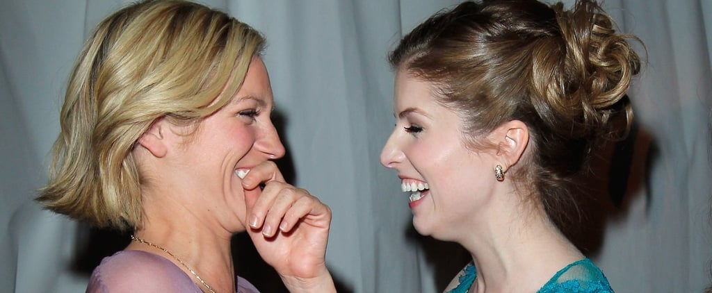 Brittany Snow and Anna Kendrick Are the Best Pitches a Girl Could Ask For