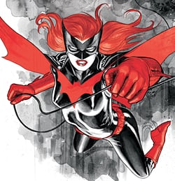 5 Cool Things You Should Know About Batwoman
