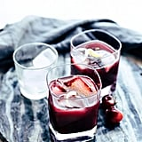 Yuletide Moon Cocktail