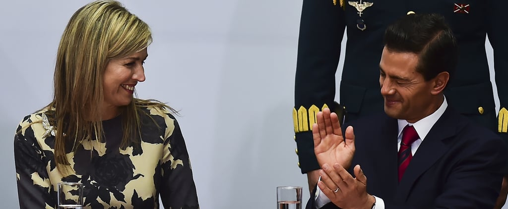 Queen Maxima Is Bringing Back the Dress Trend You Didn't See Coming