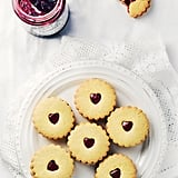 Vegan Holiday Jam Cookies