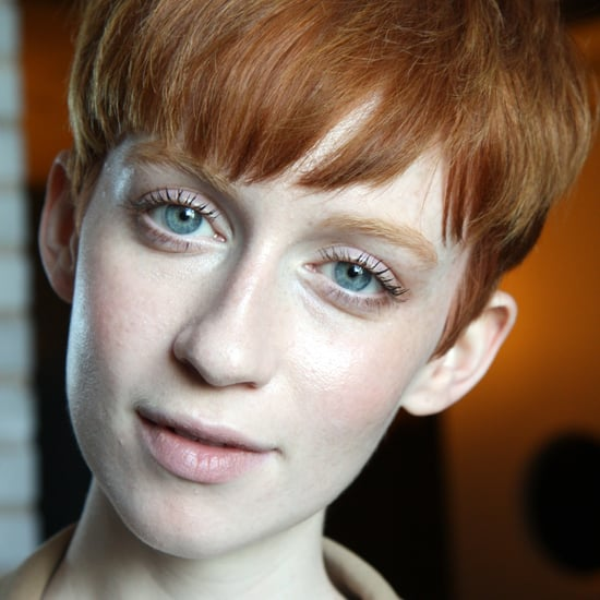 M Patmos Spring 2012: Backstage Beauty Pictures