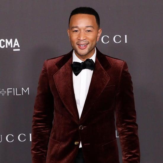 John Legend Is People's Sexiest Man Alive 2019