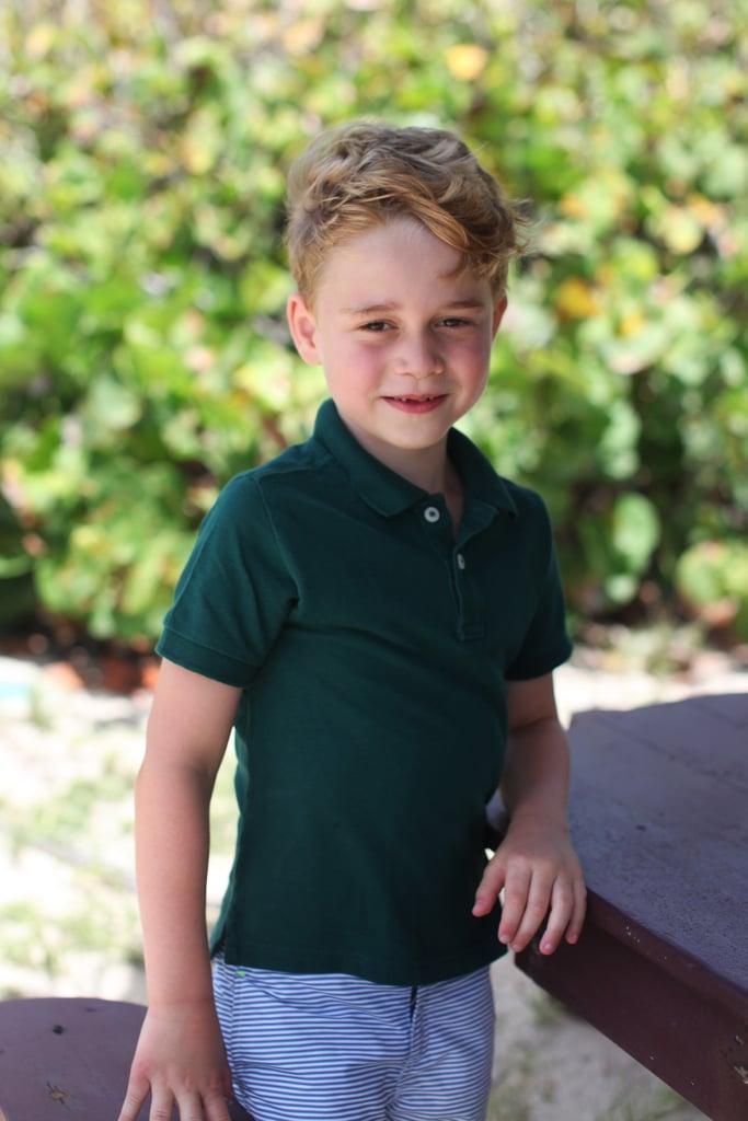 Prince George's Birthday Portrait July 2019