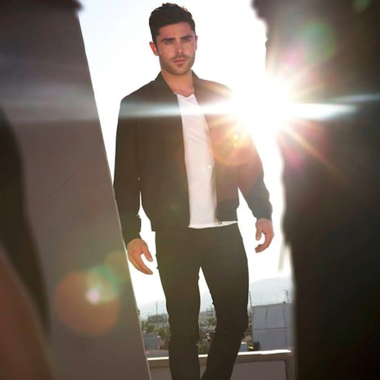 Zac Efron To Appear At Paris Gallery in Dubai | March 2017