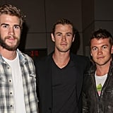 The Hemsworth Brothers Team Up With Julianne Hough and More For Education