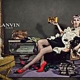 Lanvin Fall 2012 Ad Campaign