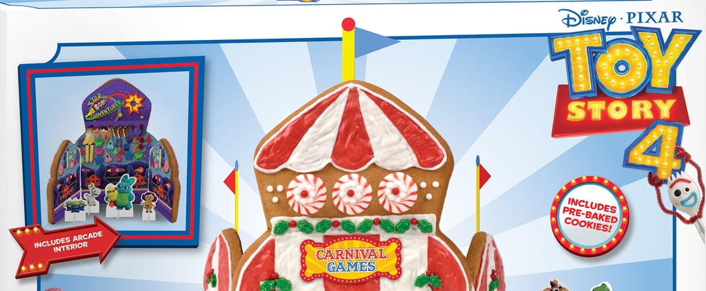 Shop Toy Story 4's Carnival Gingerbread House For Christmas
