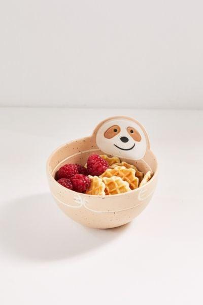 Sloth Snack Bowl