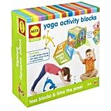 Alex Toys Yoga Activity Mat and Blocks