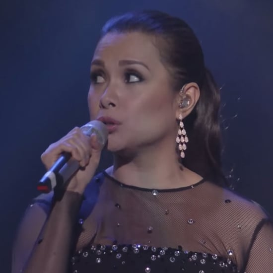"Lea Salonga Singing ""A Whole New World"" 