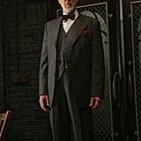 Dr. Arthur Arden, Asylum