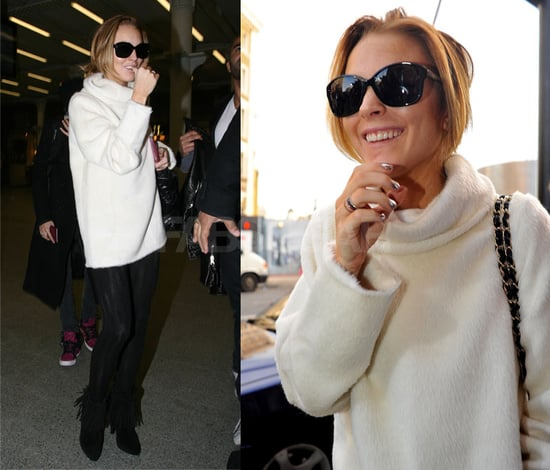 Celebrity Style: Lindsay Lohan