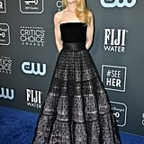 Nicole Kidman at the 2020 Critics' Choice Awards