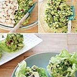 Get the recipes: guacamole chicken salad