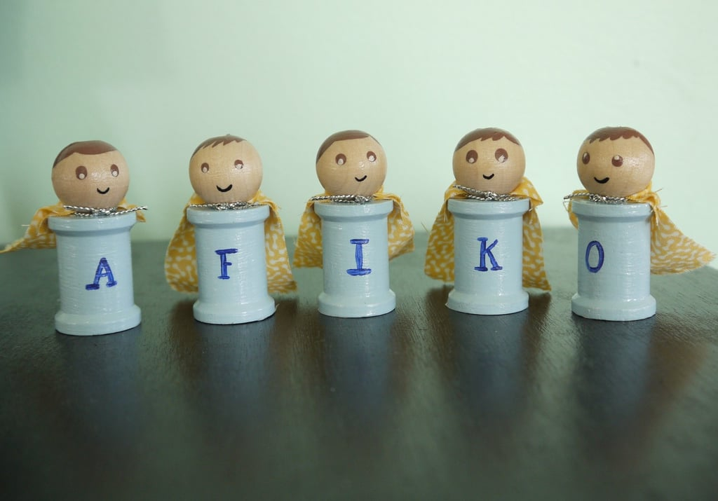 The Afiko Men