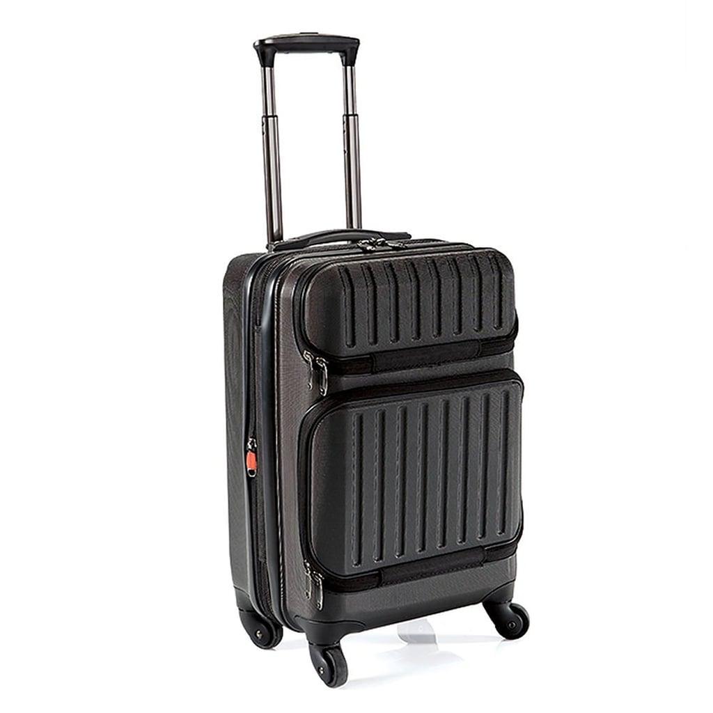 best lightweight carryon suitcases popsugar smart living. Black Bedroom Furniture Sets. Home Design Ideas