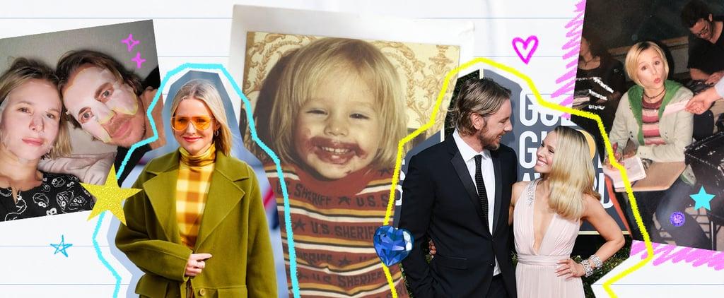 What Kristen Bell Teaches Her Kids About Beauty Standards