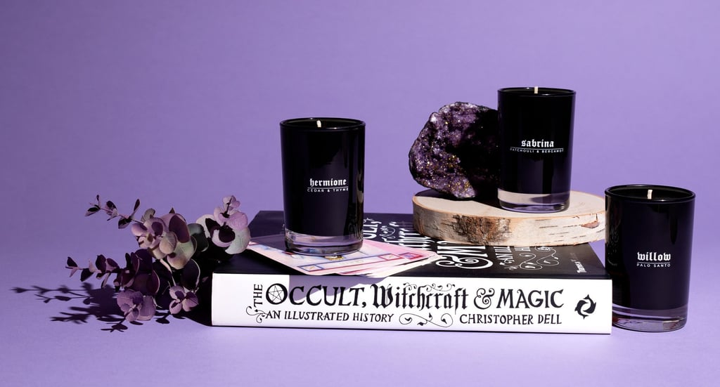 Bijou Witch Candles