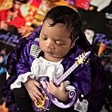Prince Newborn Photo Shoot