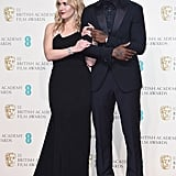 With Kate Winslet, who is five feet, six inches.