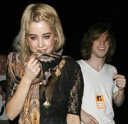 Photos Of Peaches Geldof And New Husband Max Drummey