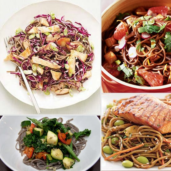 Are soba noodles better for you than pasta recipes