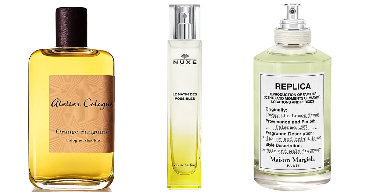 The 20 Perfumes POPSUGAR Editors Will Be Wearing All Summer Long (Even If We're Indoors)