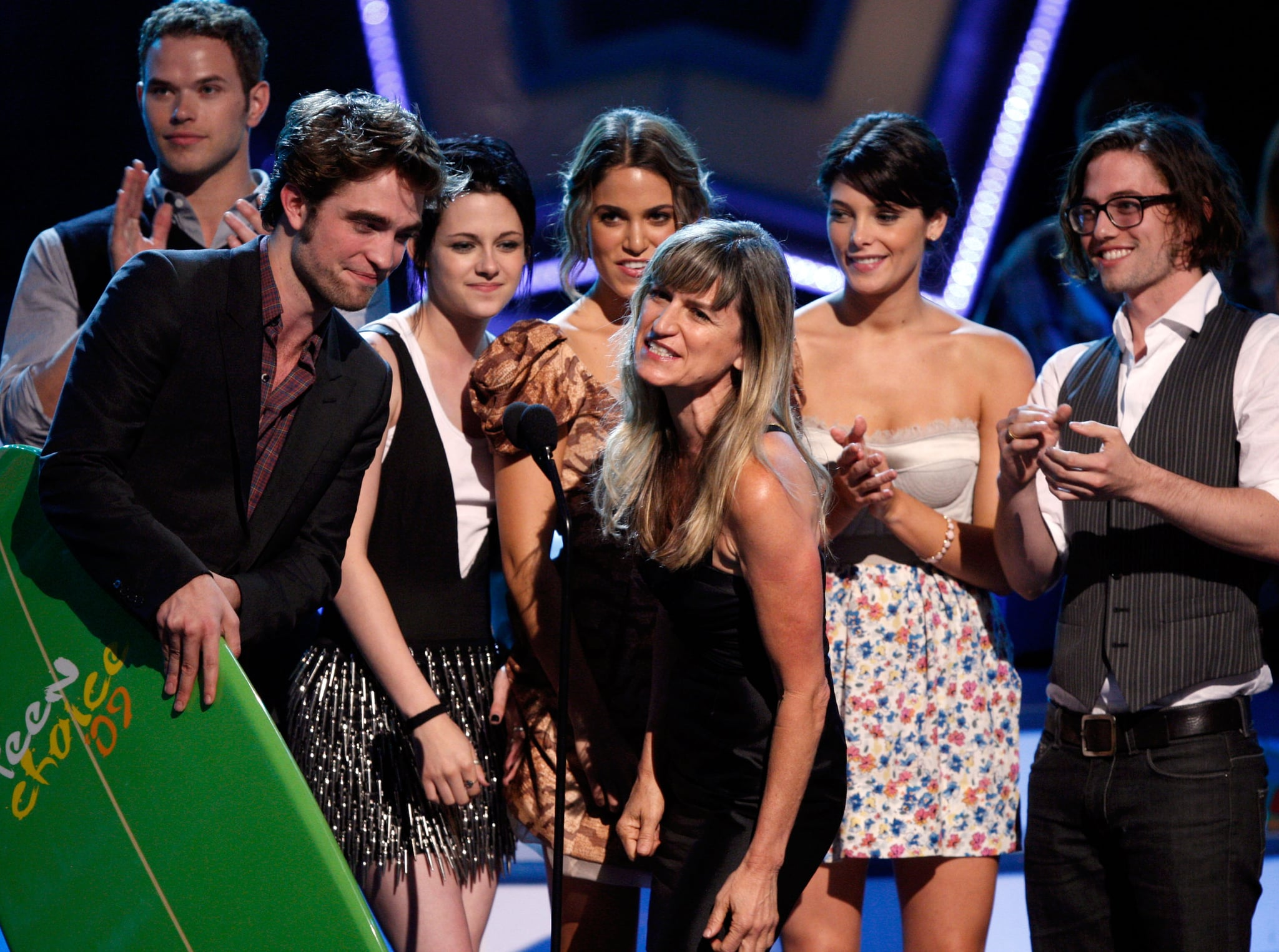 Photos And Review Of Teen Choice Awards Twilight Cast