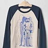 1490d8be9 ... Junk Food x Gap Kids Star Wars Baseball Tee · NUNUNU ABC T-Shirt ·  Tucker + Tate High-Low Happy Hearts ...