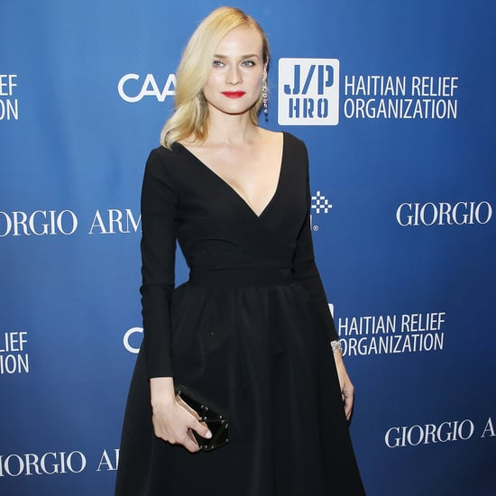 Diane Kruger and Charlize Theron at Help Haiti Gala 2014