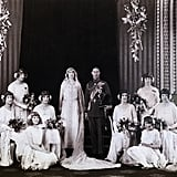 The couple would go on to become King George VI and the Queen Mother, and welcome two daughters: Princesses Elizabeth and Margaret.