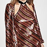 RIXO Harriet Sequin Dress