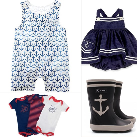 Ahoy, Matey! How to Dress Your Little Sailor