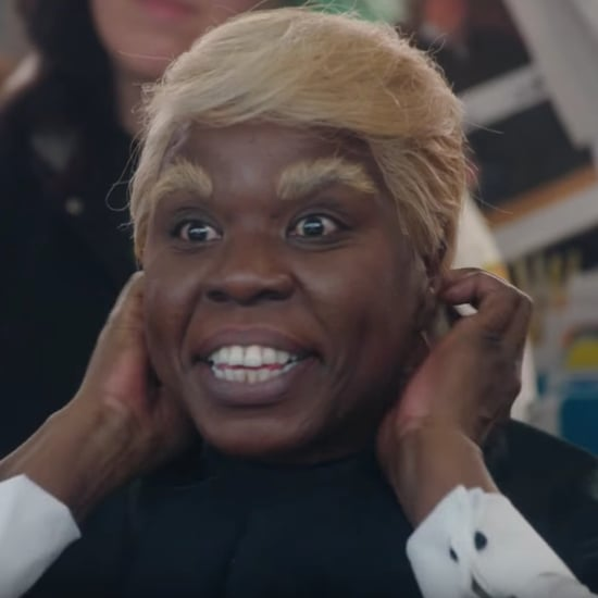 Leslie Jones Wants to Play Donald Trump SNL Skit Feb. 2017