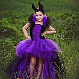 Maleficent Tutu Dress