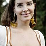 Lana Del Rey at the 2020 Roc Nation Brunch in LA