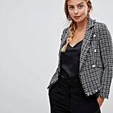 Parisian Tweed Blazer