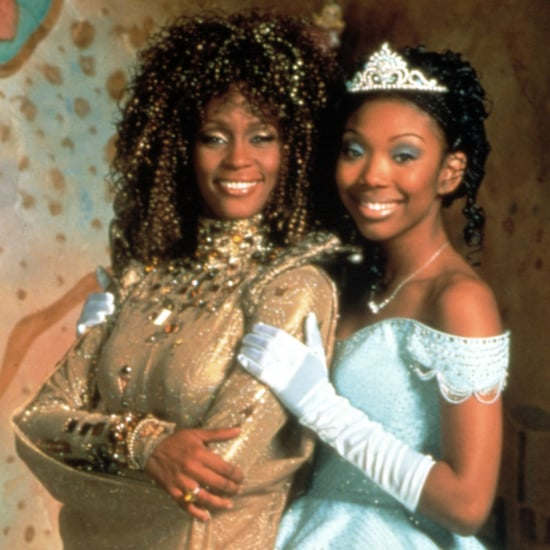 Brandy Tears Up Remembering Cinderella and Whitney Houston
