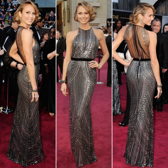 Stacy Keibler Oscar Dress 2013 | Pictures