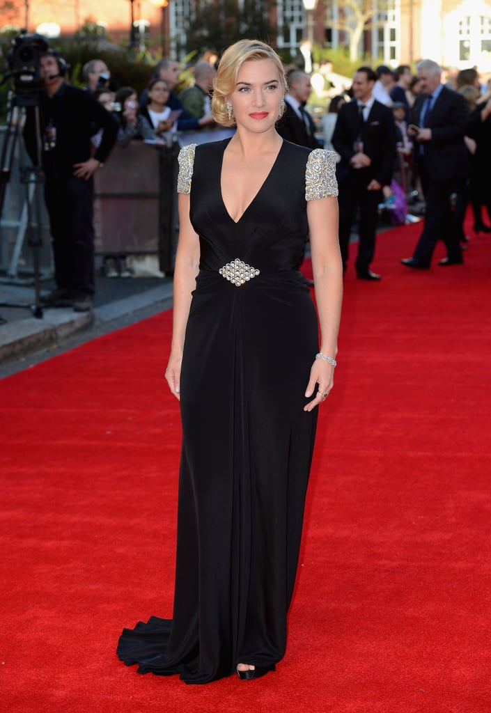 Kate Winslet wowed in Jenny Packham at the Titanic 3D London premiere in March.